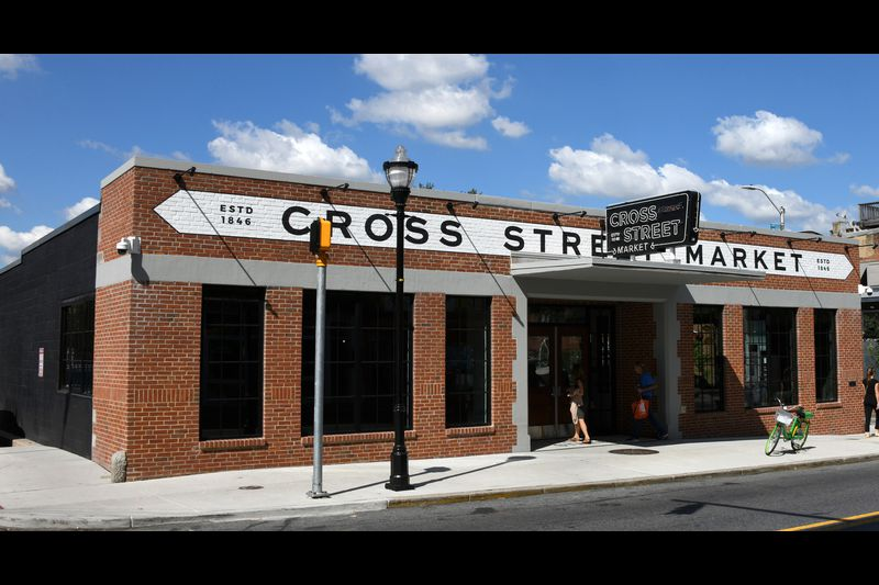 Cross St Market