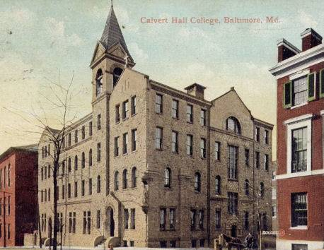 Old Calvert Hall
